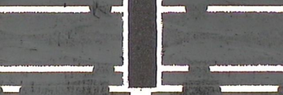 HDI PCB Cross Section